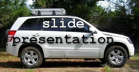 Vehicles slide presentation
